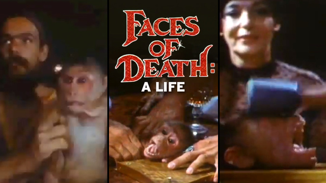 """Cut Back To A Wide Shot. Open The Skull"": The Faces Of Death Guy Looks Back"