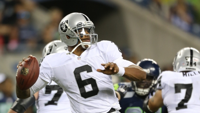 The Raiders Plan To Use Terrelle Pryor Substantially On Sunday,…