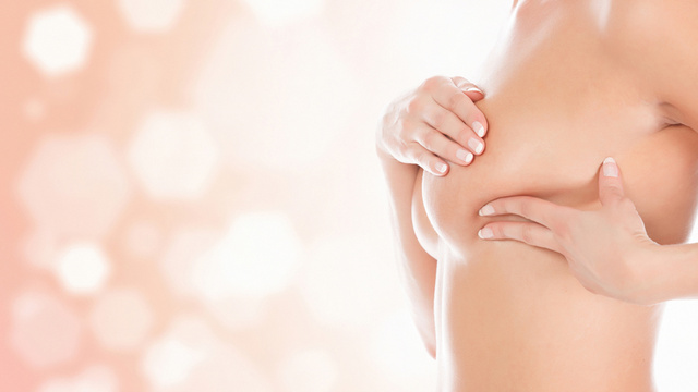Cop a Feel for the Cure: Squeezing Boobs Makes Them Healthier