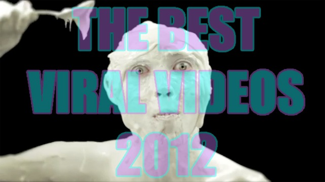 The Best Viral Videos Of 2012