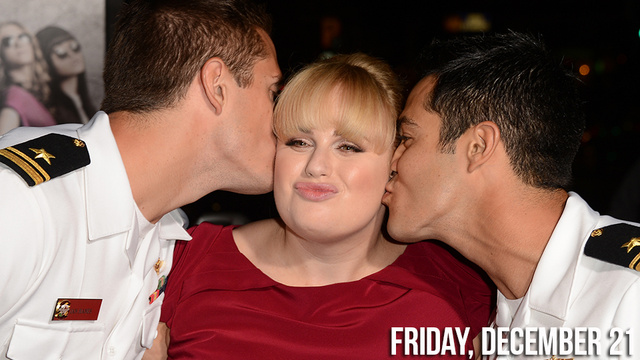 Click here to read Rebel Wilson Hosting the MTV Movie Awards? So Far the Apocalypse Is Awesome