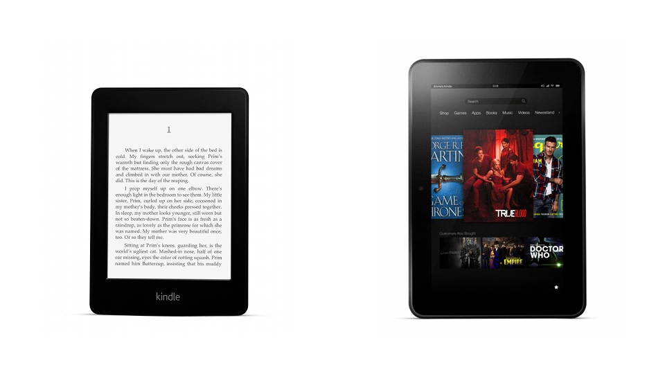 5 Ways Ereaders Are Still Better Than Tablets