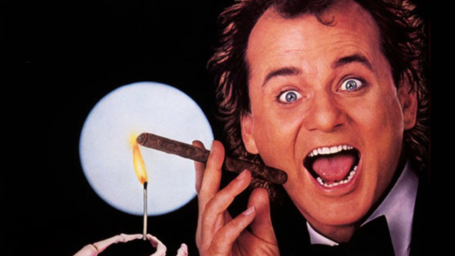 Scrooged: The Ghost of Bill Murray Past