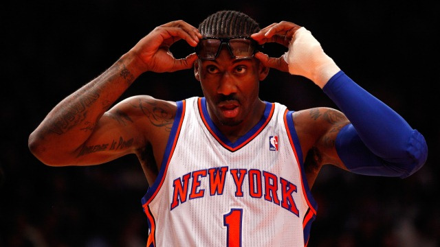 The Knicks Tried To Trade Amar'e Stoudemire For Basically Anyon…