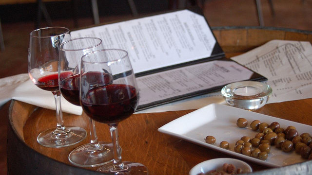 When Ordering Wine at a Restaurant, Use the Most Expensive Entree as a Baseline