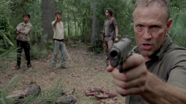 Showrunner Glen Mazzara leaves The Walking Dead