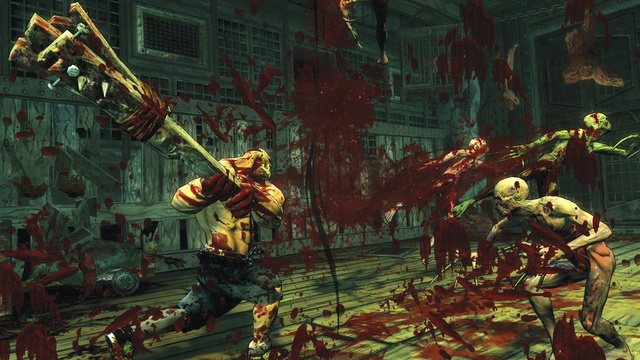 What Are Splatterhouse, Kindergarten Killer and the Other Games the NRA Slammed Today?