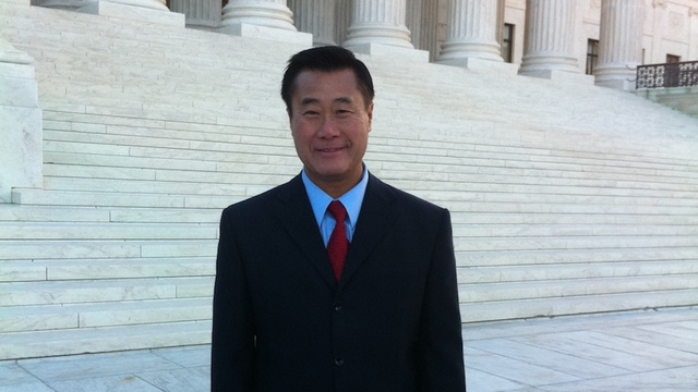 Leland Yee, Who Wrote Unconstitutional Anti-Game Law, Tells Gamers 'Quiet Down.'