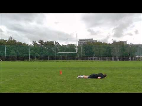 Here's The Youtube Video That Got A Norwegian Kicker A Tryout W…
