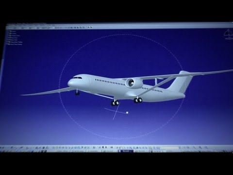 Click here to read Boeing's Concept SUGAR Plane Plugs In Like a Prius