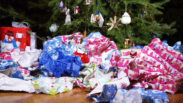 How to Dig Yourself Out from Your Leftover Holiday Clutter