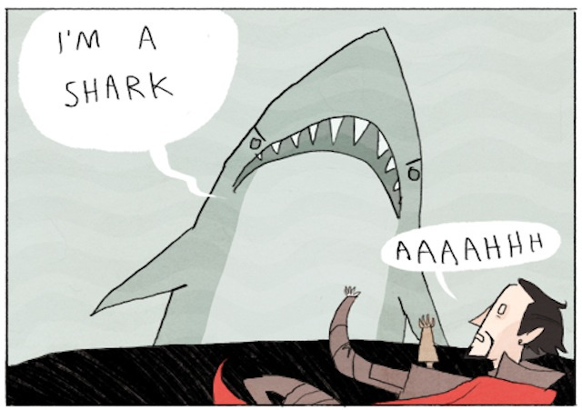 The Best New and Short Webcomics of 2012
