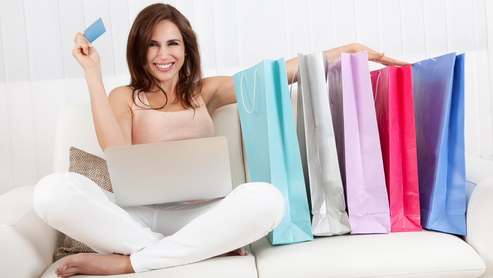 How Much Of Your Holiday Shopping Did You Do Online?