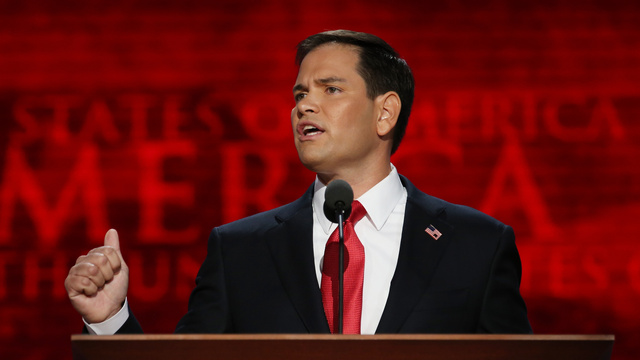 Florida Senator And Likely Presidential Candidate Marco Rubio S…