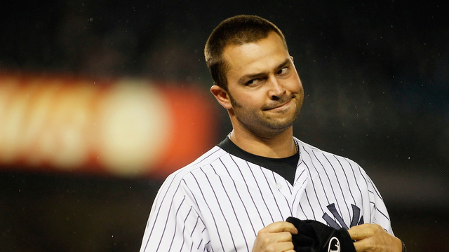 Nick Swisher Will Take His Goofball Show To Cleveland