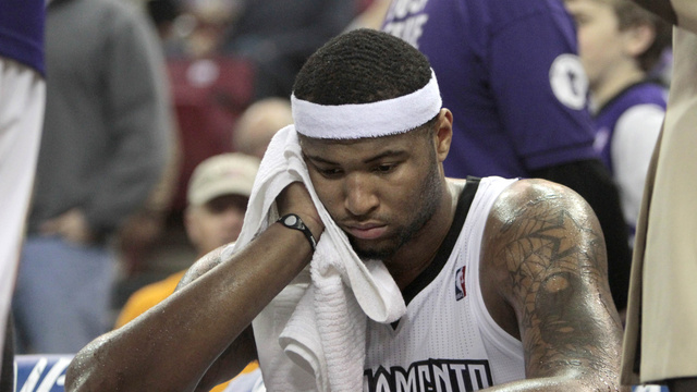Since Yesterday, DeMarcus Cousins Has Been Suspended, Fired His…