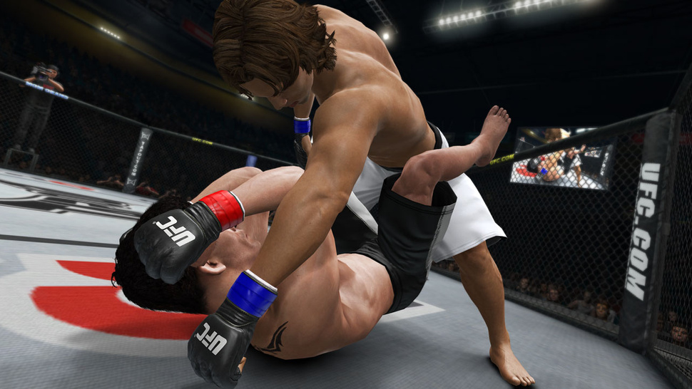 <em>UFC Undisputed 3</em> Aims For A More Accessible Brutality