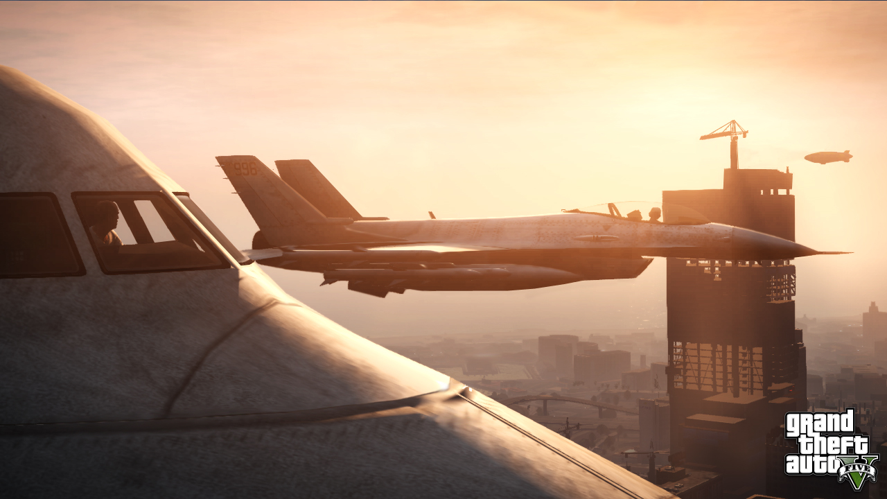 Merry Christmas! Here Are Five New Grand Theft Auto V Screens ...