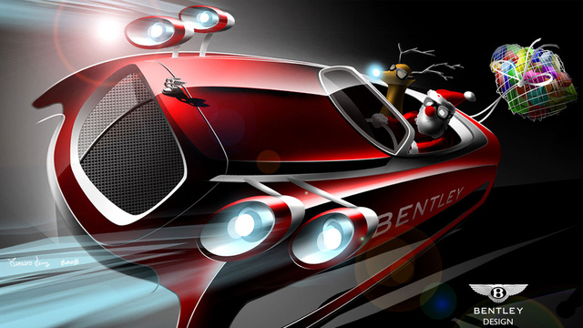 Dec24: #Christmas Which New Car Would Make The Best Sleigh?