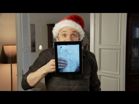 Click here to read Here's Enough iPad Christmas Magic To Warm Anybody's Cockles