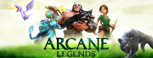 Arcane Legends Hack 2013