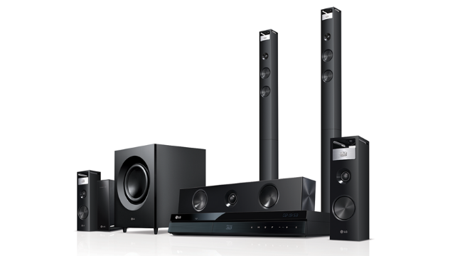 Click here to read LG's 2013 Speaker Lineup Sounds Pretty Sweet No Matter How You Listen