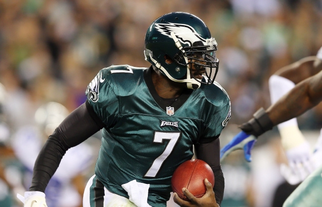 Michael Vick Is Starting For The Eagles Again