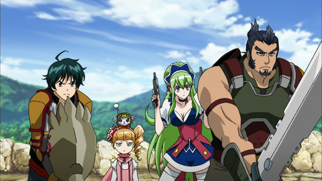 Ixion Saga DT is One of the Funniest Anime I Have Ever Seen (And It's Only Half Done)