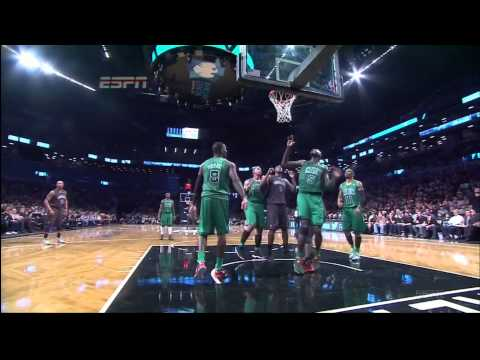 Kevin Garnett Wants To Know Why Gerald Wallace Is All Up On His…