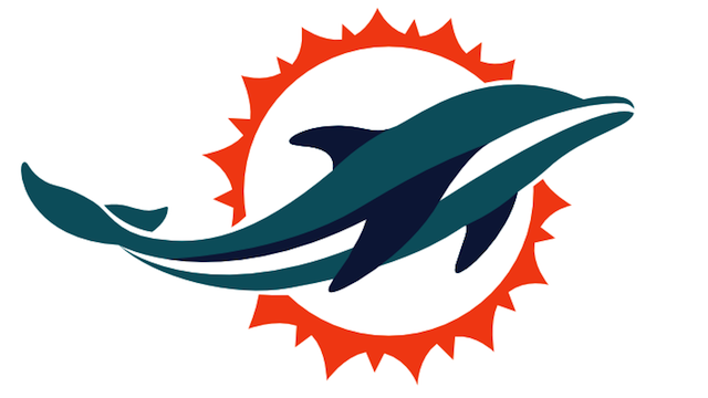 Dolphins don't deny leaked image is their new logo