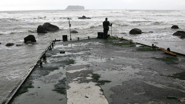 Click here to read Japan Tsunami's Floating Debris to Keep Hitting the Pacific Coast This Winter
