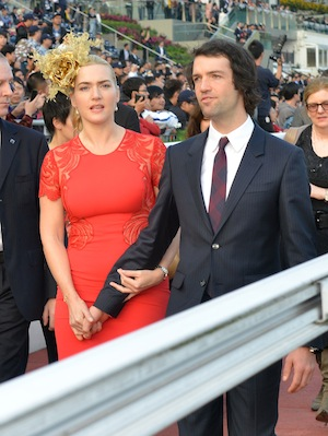 Kate Winslet Married Someone Named Ned Rock'nRoll Earlier This Month