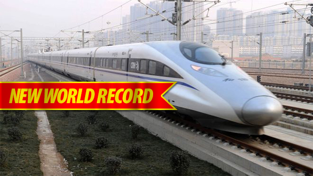 Transect China In Half The Time Aboard The World's Longest High-Speed Rail Line
