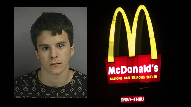 Click here to read Brandishing A Pellet Gun Won't Get You Drive Thru Food At A Closed McDonalds