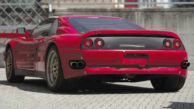 Click here to read This Is The Incredible Ferrari Enzo Prototype