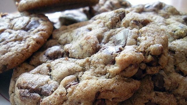 Click here to read Bake Better Chocolate Chip Cookies by Using Chocolate Bars Instead of Chips