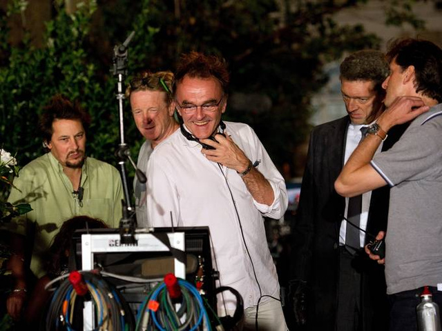 First Look at Danny Boyle's Hypnotist Heist Movie, Trance