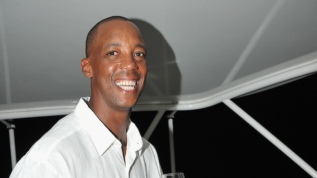 Sean Elliott Is Hogging All Of San Antonio's Water