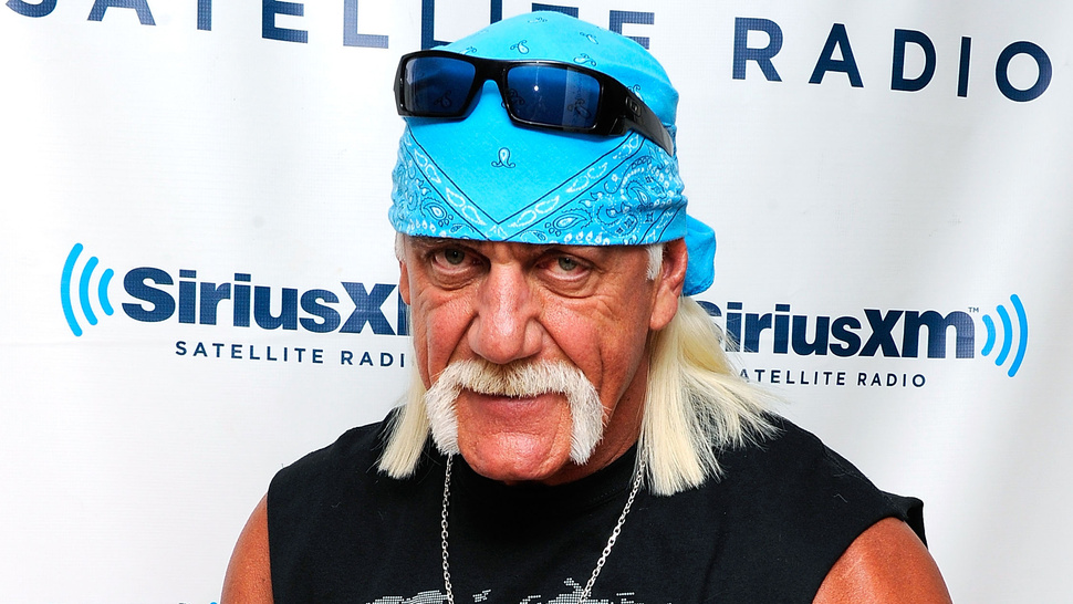 Human Ipecac Hulk Hogan Is Opening a 'Breastaurant' Because the World Is So, So Gross