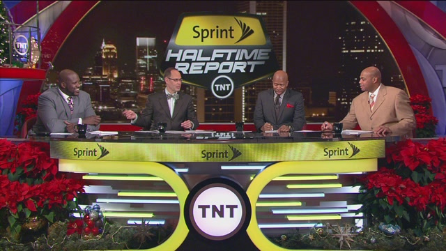 This Charles Barkley Slavery Joke On TNT Presented Without Comm…
