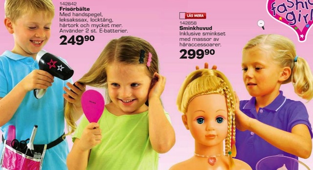 Down With Toy Apartheid: The Gender Apocalypse Of The Playroom Can't Come Soon Enough