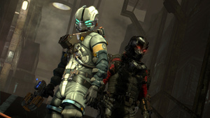 Kinect Registers Curse Words And Lets You Grief Friends in Dead Space 3