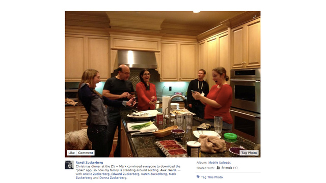 Click here to read Watch Randi Zuckerberg Have a Facebook Freakout Over Her Photo Going Viral