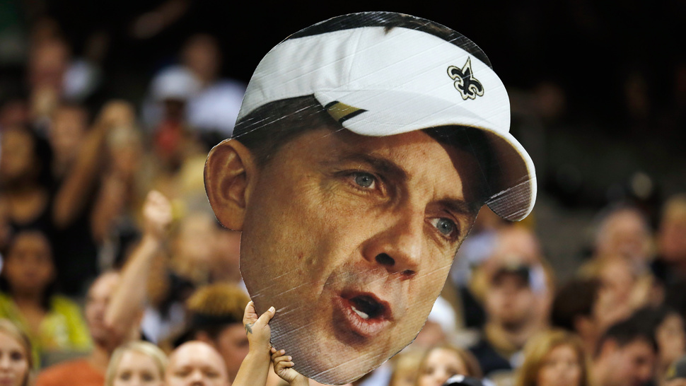 Sean Payton Will Be Coaching The Saints For A Long Time