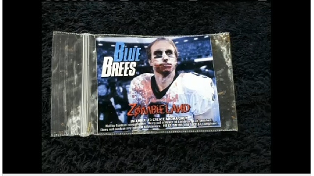Drew Brees Is Now Being Used To Sell Bath Salts (The Kind You S…