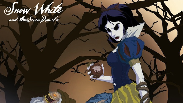 What if Disney's princess movies were horror stories?