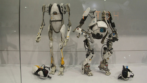 You'll Want These Portal Action Figures Next Christmas