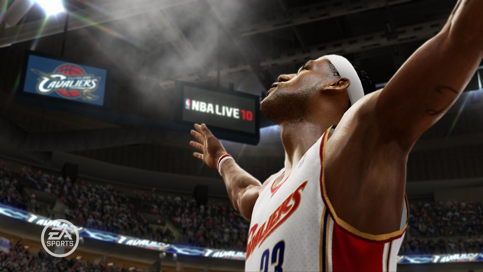 EA Sports Server Shutdown Next Week Means <em>NBA Live</em> is Finished