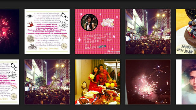 Click here to read Watch The New Year Roll In By Creeping On Strangers' Instagram Pictures