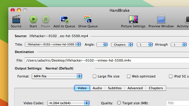 Click here to read Most Popular DVD Ripping Tool: Handbrake